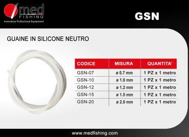 c11 - GSN - GUAINE IN SILICONE NEUTRO