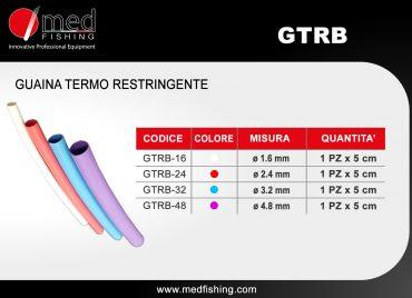 c15 - GTRT - GUAINA TERMO RESTRINGENTE TRASPARENTE