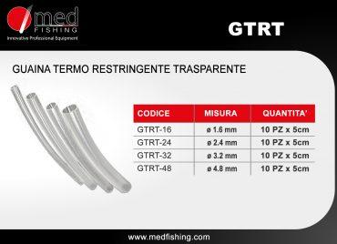 c13 - GTRT - GUAINA TERMO RESTRINGENTE TRASPARENTE