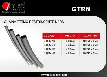 c14 - GTRN - GUAINA TERMO RESTRINGENTE NERA