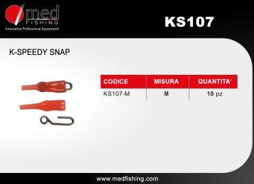 KS107 - K-SPEEDY SNAP