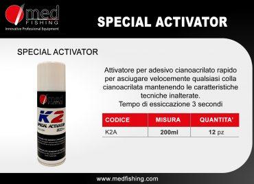 special activator