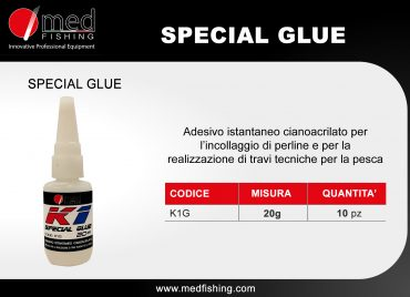 special glue